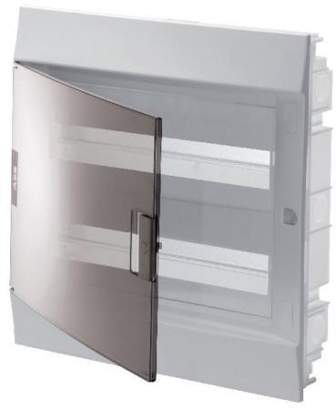 ABB 1SLM004101A2206 Бокс в нишу Mistral41 36М прозрачная дверь 2 ряда (c клемм)