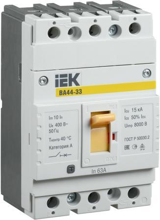 Автоматический выключатель IEK SVA4410-3-0063