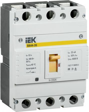 Iek SVA4410-3-0200 Авт. выкл. ВА44 35 3Р 200A 15кА