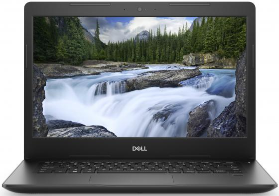 Ноутбук Dell Vostro 3490 Core i5 10210U/8Gb/1Tb/AMD Radeon 610 2Gb/14/FHD (1920x1080)/Windows 10 Professional/black/WiFi/BT/Cam цена