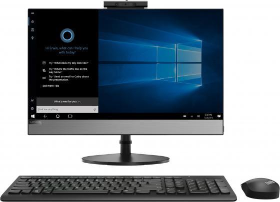 Купить Моноблок Lenovo V530-22ICB 21.5 Full HD PG G5420T (3.2)/8Gb/SSD256Gb/UHDG 610/DVDRW/CR/Windows 10 Professional 64/GbitEth/WiFi/BT/90W/клавиатура/мышь/Cam/черный 1920x1080