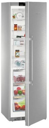Холодильник Liebherr KBes 4350 нержавеющая сталь (однокамерный)