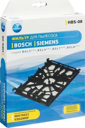 Фильтр Neolux HBS-08, моторный, для пылесосов Bosch/Simens