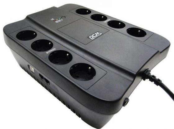 Источник бесперебойного питания Powercom Spider SPD-850E CUBE 510Вт 850ВА
