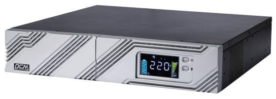ИБП Powercom Smart King RT SRT-3000A LCD 3000VA