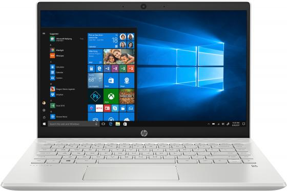 "Ноутбук 14"" FHD HP Pavilion 14-ce3012ur white (Core i5 1035G1/8Gb/256Gb SSD/noDVD/VGA int/W10) (8PJ86EA) цена и фото"