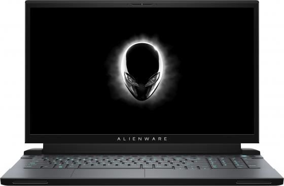 "Ноутбук Alienware m17 R2 Core i7 9750H/16Gb/SSD512Gb/nVidia GeForce RTX 2070 MAX Q 8Gb/17.3""/IPS/FHD (1920x1080)/Windows 10/black/WiFi/BT/Cam"