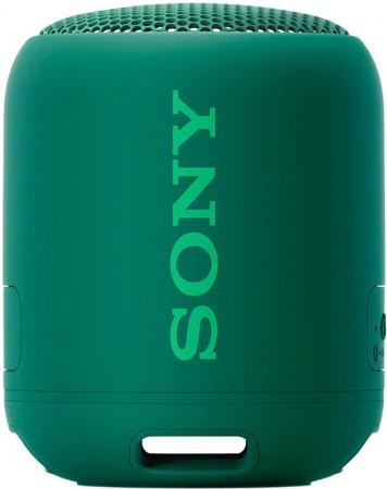 Sony SRS-XB12G Беспроводная колонка, зеленый колонка беспроводная kreafunk agroove зеленый