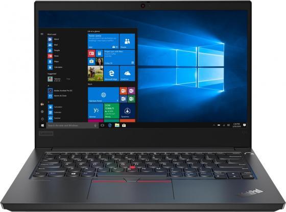 Фото - Ноутбук Lenovo ThinkPad E14 14 1920x1080 Intel Core i5-10210U 256 Gb 8Gb WiFi (802.11 b/g/n/ac/ax) Bluetooth 5.0 Intel UHD Graphics черный Windows 10 Professional 20RA0016RT ноутбук lenovo thinkpad e14 iml 14 1920x1080 intel core i7 10510u 1 tb 256 gb 16gb intel uhd graphics черный windows 10 professional 20ra001frt