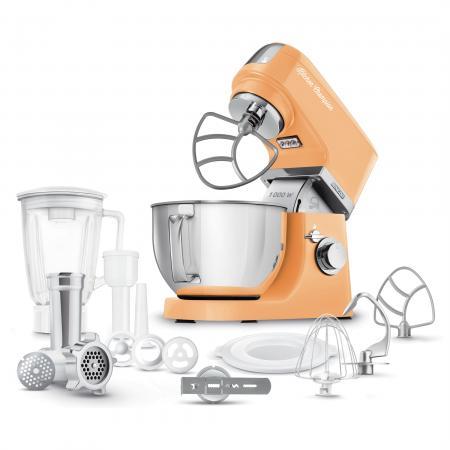 Кухонный комбайн Sencor STM 6353OR 1000Вт оранжевый