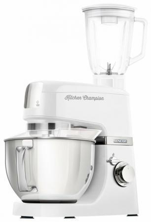 Кухонный комбайн Sencor STM 6350WH 1000Вт белый