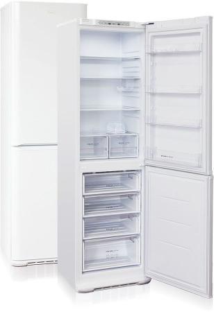лучшая цена Холодильник Бирюса Б-629S белый (двухкамерный)