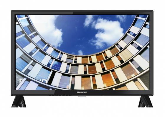 Фото - Телевизор LED Starwind 24 SW-LED24BA201 черный/HD READY/60Hz/DVB-T/DVB-T2/DVB-C/USB (RUS) верхний душ timo sw 1060 t chrome