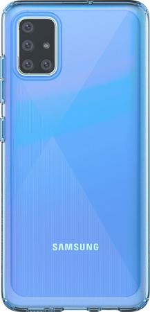 Чехол (клип-кейс) Samsung для Samsung Galaxy A51 araree A cover синий (GP-FPA515KDALR) чехол клип кейс samsung araree a cover для samsung galaxy a51 синий [gp fpa515kdalr]