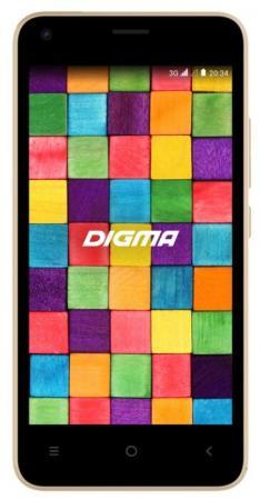 Смартфон Digma LINX Argo 3G 8Gb 512Mb золотистый моноблок 3G 2Sim 4.5 480x854 Android Go 2Mpix WiFi GPS GSM900/1800 GSM1900 TouchSc MP3 FM microSDHC max32Gb смартфон ark benefit s504 черный моноблок 3g 2sim 5 480x854 and5 1 5mpix wifi bt gps