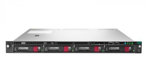 цена на Сервер HPE ProLiant DL160 Gen10 1x3104 1x16Gb x4 LFF S100i 1G 2P 1x500W 4LFF (P19559-B21)
