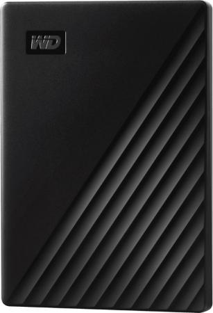 Жесткий диск WD Original USB 3.0 2Tb WDBYVG0020BBK-WESN My Passport 2.5 черный