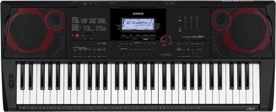 Синтезатор Casio CT-X3000 61клав. черный