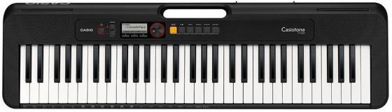 Синтезатор CASIO CT-S200BK 61 клавиш