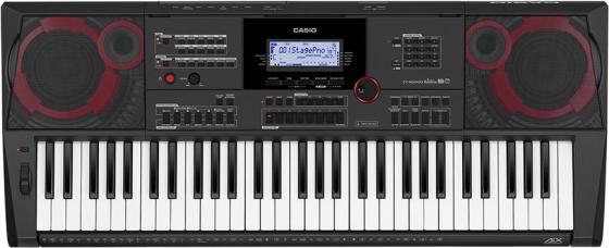 Синтезатор Casio CT-X5000 61клав. черный