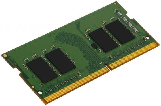 Kingston SODIMM 4GB 3200MHz DDR4 Non-ECC CL22 SR x16