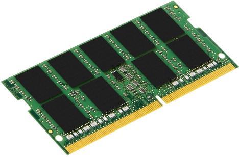 Kingston SODIMM 16GB 3200MHz DDR4 Non-ECC CL22 DR x8