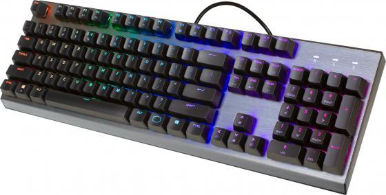 Cooler Master keyboard CK-350-KKOR1-RU цена