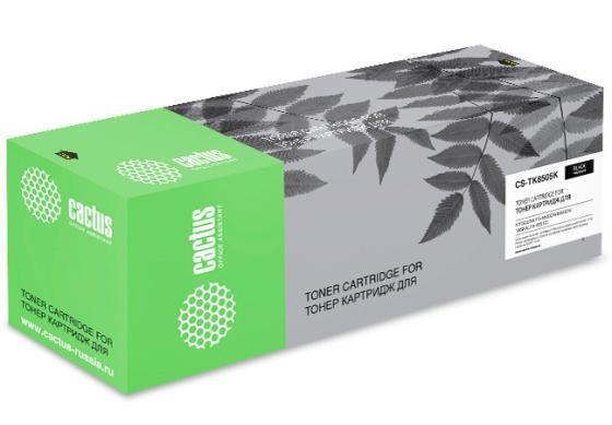 Фото - Картридж лазерный Cactus CS-TK8600K черный (30000стр.) для Kyocera Mita FS-C8600DN/C8650DN картридж kyocera tk 8600c для fs c8600dn fs c8650dn голубой 20000стр