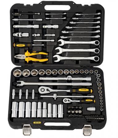 Фото - Профессиональный набор инструментов 99 предмета BERGER BG099-1214 набор инструментов berger bg042 12 42 предмета