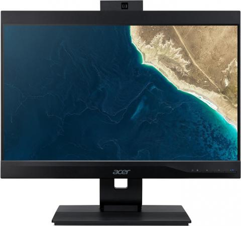 Фото - Моноблок 23.8 Acer Veriton Z4860G 1920 x 1080 Intel Core i5-9400 8Gb 1 Tb Intel UHD Graphics 630 DOS черный DQ.VRZER.12K DQ.VRZER.12K моноблок 23 8 acer veriton z4860g 1920 x 1080 intel core i3 9100 4gb 1 tb intel uhd graphics 630 windows 10 professional черный dq vrzer 12q dq vrzer 12q