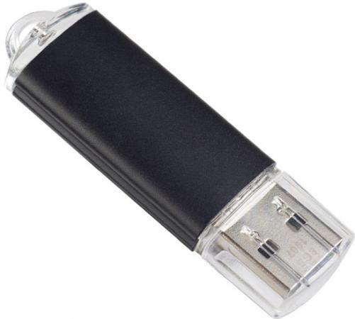 Фото - Perfeo USB Drive 64GB E01 Black PF-E01B064ES флешка perfeo m01 64gb black