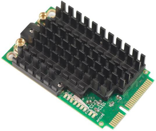MikroTik R11e-2HPnD 802.11b+g+n MiniPCI-express Dual Chain High Power Card