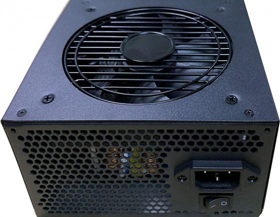 Блок питания Formula ATX 450W Formula-AP450-80 80+ bronze (24+4+4pin) APFC 120mm fan 7xSATA RTL