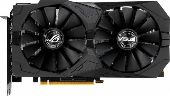 Видеокарта ASUS GeForce GTX 1650 ROG STRIX GAMING PCI-E 4096Mb GDDR5 128 Bit Retail ROG-STRIX-GTX1650-4G-GAMING все цены
