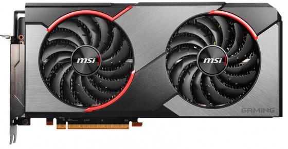 Видеокарта MSI PCI-E 4.0 RX 5700 GAMING AMD Radeon RX 5700 8192Mb 256bit GDDR6 1490/14000/HDMIx1/DPx3/HDCP Ret видеокарта powercolor pci e axrx 470 4gbd5 3dhd oc amd radeon rx 470 4096mb 256bit gddr5 1210 6600 dvix1 hdmix1 dpx3 hdcp ret