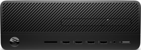 Купить ПК HP 290 G2 SFF i3 9100 (3.6)/8Gb/SSD256Gb/UHDG 630/DVDRW/CR/Windows 10 Professional 64/GbitEth/180W/клавиатура/мышь/черный