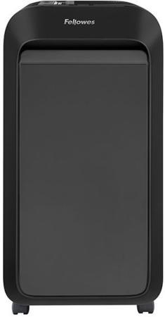 Шредер Fellowes PowerShred LX221 черный (секр.P-5)/перекрестный/20лист./30лтр./скрепки/скобы/пл.карты цена 2017