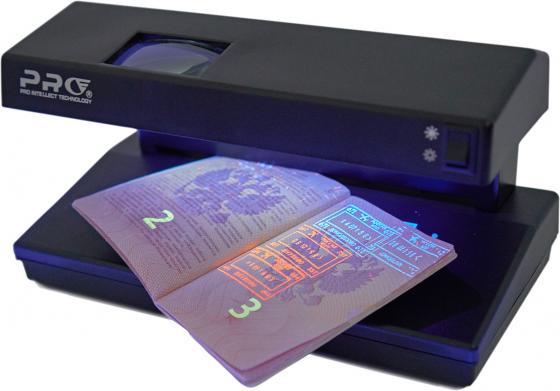 цена на Детектор банкнот PRO 12 LPM LED Т-06797 просмотровый мультивалюта