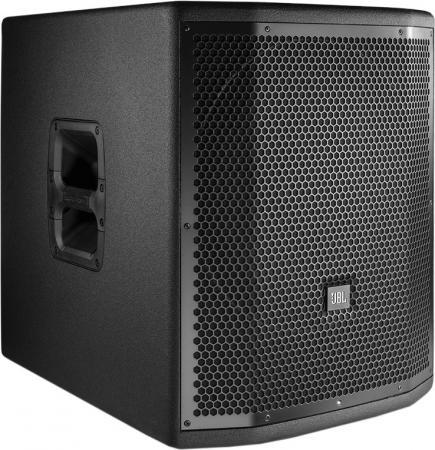 """лучшая цена Сабвуфер [PRX815XLFW/230D] JBL PRX815XLFW/230 активный, 15"""", 36 Гц - 98 Гц, 1500 Вт, DSP, пиковый SPL 131 дБ, Wi-Fi, 2XLR балансный/джек (комбинированный) вход, отверстие для стойки, цвет чёрный"""