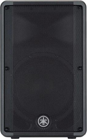 """Акустическая система Yamaha [DBR12] активная, 12"""", 1000W, 52Hz 20kHz, 131dB SPL, вход1: Combo x1, вход2: Combo x 1 + RCA pin x 2 (небалансный), OUTPUT: XLR3-32 x 1 (CH1 проходной или CH1+CH2 Mix). Гнездо 35мм цена 2017"""