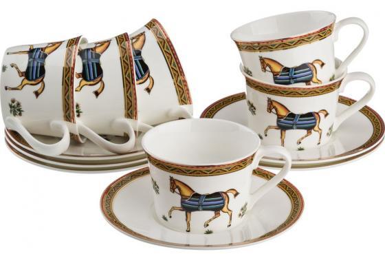 Чайный набор Арти-М Lefard 264-227, 12 пр., 200 мл набор чайный 12 пр синий павлин 250 мл под уп 968992 page 2