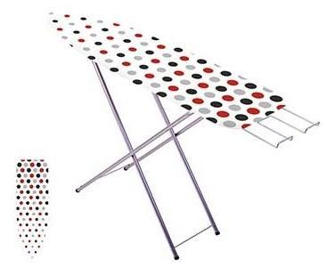 Доска гладильная EUROGOLD A1 OK Dots 110х30см