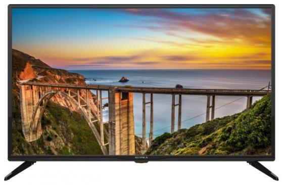 цена на Телевизор LED 24 Supra STV-LC24LT0085W черный 1366x768 60 Гц VGA USB