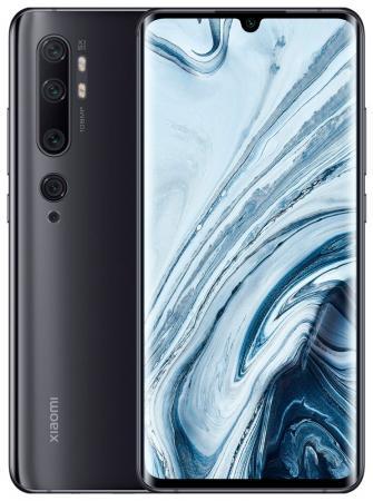 "Смартфон Xiaomi Mi Note 10 черный 6.47"" 128 Гб LTE NFC Wi-Fi GPS 3G Bluetooth"