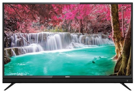 Фото - Телевизор LED 55 BBK 55LEX-8161/UTS2C черный 3840x2160 Wi-Fi Smart TV RJ-45 Bluetooth led телевизор bbk 55lex 8162 uts2c