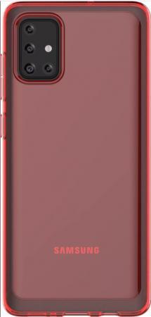 Купить Чехол (клип-кейс) Samsung для Samsung Galaxy A71 araree A cover красный (GP-FPA715KDARR)