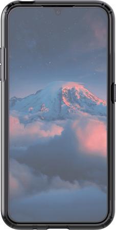 Купить Чехол (клип-кейс) Samsung для Samsung Galaxy A01 araree A cover черный (GP-FPA015KDABR)