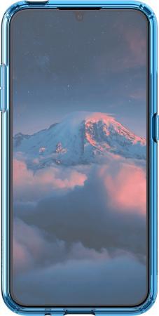 Купить Чехол (клип-кейс) Samsung для Samsung Galaxy A01 araree A cover синий (GP-FPA015KDALR)