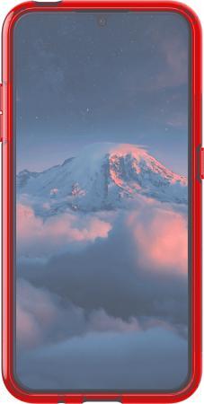 Купить Чехол (клип-кейс) Samsung для Samsung Galaxy A01 araree A cover красный (GP-FPA015KDARR)