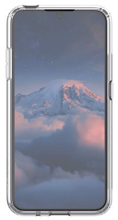 Купить Чехол (клип-кейс) Samsung для Samsung Galaxy A01 araree A cover прозрачный (GP-FPA015KDATR)